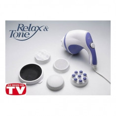 Aparat de masaj Relax and Tone - Relax & tone