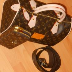 GENTI LOUIS VUITTON MODEL BUTOIAS /INTERIOR INSCRIPTIONAT/CLITATE GARANTATA - Geanta Dama Louis Vuitton, Culoare: Din imagine, Marime: One size
