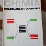 CHIMIA COMBINATIILOR COMPLEXE-SPACU/BREZEANU - Carte Chimie