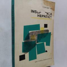 Insuficienta Hepatica - Gh. Galea /, 021. - Carte Gastroenterologie