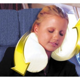 Perna flexibila Memory Foam Twist Pillow