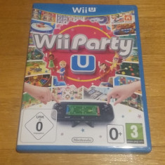 WII U Party / joc original by WADDER - Jocuri WII U, Sporturi, Toate varstele, Multiplayer