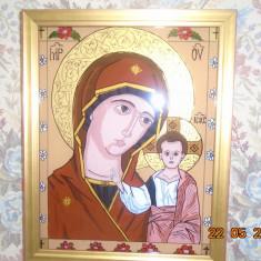 Icoana Maicii Domnului cu Pruncul (Kazanskaia)
