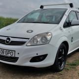 Opel Zafira B 1,9 CDTI, 150 CP, unic utilizator, carte service, 2010