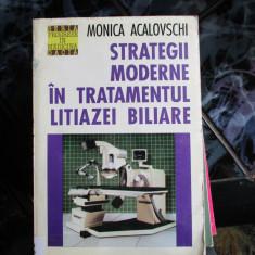 Strategii moderne in tratamentul litiazei biliare - Carte Radiologie
