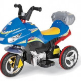 Motocicleta electrica pentru copii cu baterie 6V Best Laux 8111 - Masinuta electrica copii