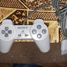 Controller consola SONY PLAYSTATION 1 colectie PSX ORIGINAL SCPH-1080
