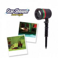 Proiector de lumini laser Star Shower