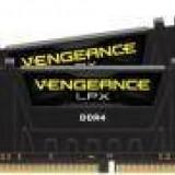 DDR4 Corsair Vengeance LPX Black 16GB (2x8GB) 2133MHz CL13 1.2V - Memorie RAM