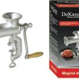 Masina de tocat nr. 5 DeKassa DK-4005 - Masina de tocat manuala
