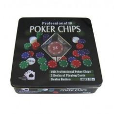 Joc Poker Cu Jetoane Profesional - Set poker