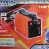 Aparat de sudura cu invertor Straus Austria ST/WD-100IV - Invertor sudura