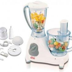 Robot De Bucatarie Multifunctional 4 in 1 Birla - Tocator, blender, rasnita, storcator de fructe - Robot Bucatarie