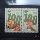 2007 Romania LP - 1762 Serie completa. - Timbre Romania, Nestampilat