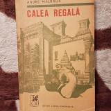 CALEA REGALA-ANDRE MALRAUX - Roman