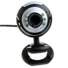 Mini Camera Web Cu Microfon Si Focus