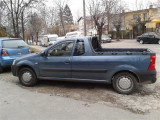 Perdele Interior Dacia Logan Pick-up    3 PIESE   AL-TCT-2958