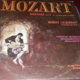 DISC VINIL MOZART - SERENADE NO 4 IN D MAJOR - Muzica Clasica