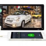 Multimedia Video Player Auto, 1080P, 2 DIN, 7 inch, Bluetooth, USB - DVD Player auto