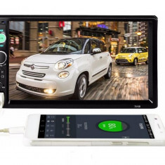 Multimedia Video Player Auto, 1080P, 2 DIN, 7 inch, Bluetooth, USB - DVD Player auto