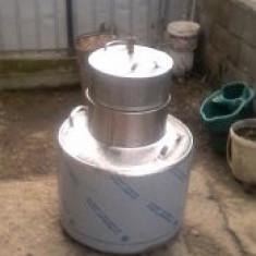 Cazane de tuica de inox