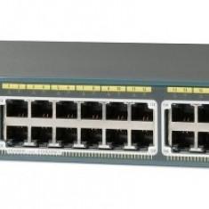 Switch CISCO Catalyst 2960 Series PoE-24 WS-C2960-24PC-L V02 24 Ports
