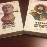 NICOLAE BANESCU, ISTORIA IMPERIULUI BIZANTIN, VOL. I+ II, EDITURA ANASTASIA - Istorie