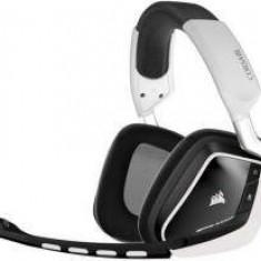 Corsair căști Gaming VOID Wireless RGB - albe, Dolby 7.1 - Casca PC