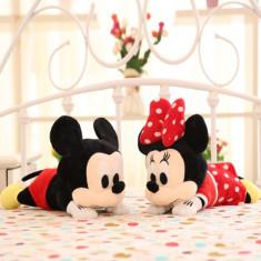 Set Minnie si Mickey Mouse plus muzical 25cm - Jucarii plus