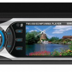 Casetofon Auto MP5 Player - Stereo Radio FM, USB, card SD - CD Player MP3 auto