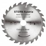 Disc Taiere Lemn pentru Ferastrau Circular Stern SBT210/24