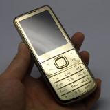 Nokia 6700 classic gold auriu stare 10/10 reconditionat cu carcasa originala - Telefon mobil Nokia 6700
