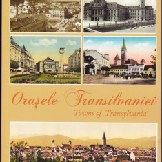 Orasele Transilvaniei, carte mare noua MNIR 2013, harti, ilustrate postale vechi 3 - Carte Postala Transilvania pana la 1904, Necirculata, Printata