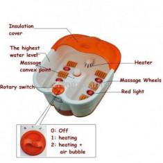 Cadita pentru masaj cu infrarosu SQ-368