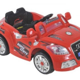 Masinute electrice agrement cu 2 viteze acumulator si telecomanda pentru copii replica Audi HC2188 12V - Masinuta electrica copii