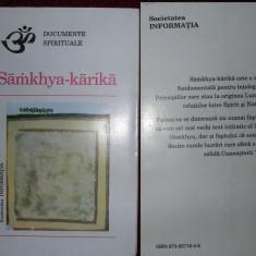 Samkhya - Karika - Carti Hinduism