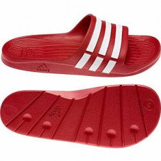 SLAPI, PAPUCI ADIDAS DURAMO SLIDE - SLAPI ORIGINALI - Papuci barbati Adidas, Marime: 39, 43, Culoare: Din imagine