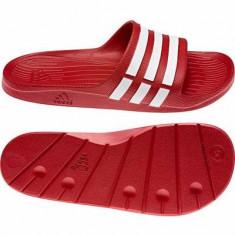 SLAPI, PAPUCI ADIDAS DURAMO SLIDE - SLAPI ORIGINALI - Papuci barbati Adidas, Marime: 39, 40, 40.5, 43, Culoare: Din imagine