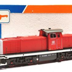 Locomotiva BR 290 DB scara HO 1 : 87 - Macheta Feroviara, Locomotive