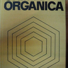 CHIMIE ORGANICA de JAMES B. HENDRICKSON, DONALD J. CRAM, GEORGE S. HAMMOND, BUC.1976 - Carte Chimie