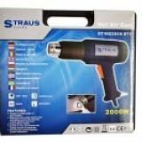 Pistol cu aer cald Straus Austria putere 2000W