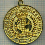 ZET 354MEDALIE WORLD'S NO.1 -COOL DUDE-YOU ARE THE BEST-WORLD'S GREATEST-LOCUL I, Europa