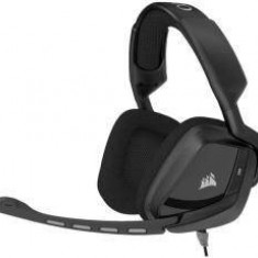 Corsair Gaming Void Surround-Carbon, Dolby 7.1, USB, RGB, Gaming Headset (EU) - Casca PC