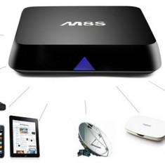 Sistem Smart Internet TV M8S HEVC Box Android 4.4