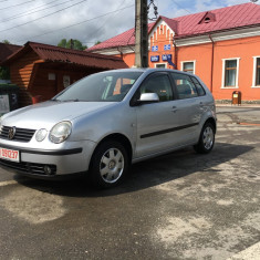 VW Polo 1.4 TDI, An Fabricatie: 2003, Motorina/Diesel, 258500 km, 1400 cmc