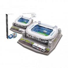 Stadion Real Madrid-Santiago Bernabeu Spania Nanostad - Puzzle