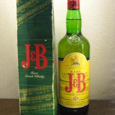 Whisky J & B cl. 70 gr. 40