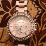 Ceas dama Fossil ES3202 Riley, Quartz