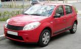 Perdele Interior Dacia Sandero I 2007-2012  5 PIESE    AL-TCT-5517
