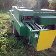 Presa de baloti - Tractor